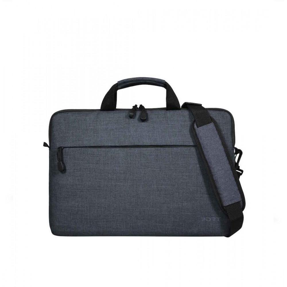"""Port Designs Belize Top Loading Sling Bag 13"""" - Dark Grey"""