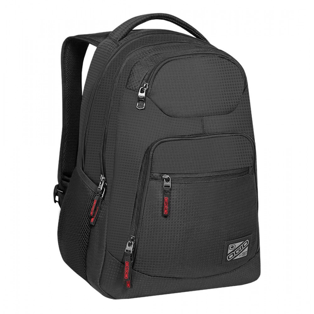"Ogio 17"" TRIBUNE Backpack - Black"
