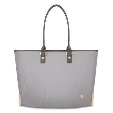 "Moshi Aria 13"" Slim Lightweight Tote Bag - Grey"
