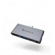 Adam Elements CASA Hub i4 USB-C 4-in-1 Hub for iPad Pro
