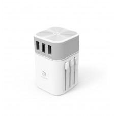Adam Elements OMNIA T3 UNIVERSAL Travel Adapter