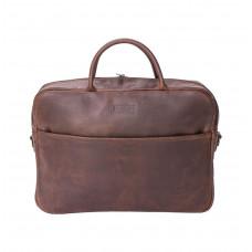 Burgundy Collective Briefcase