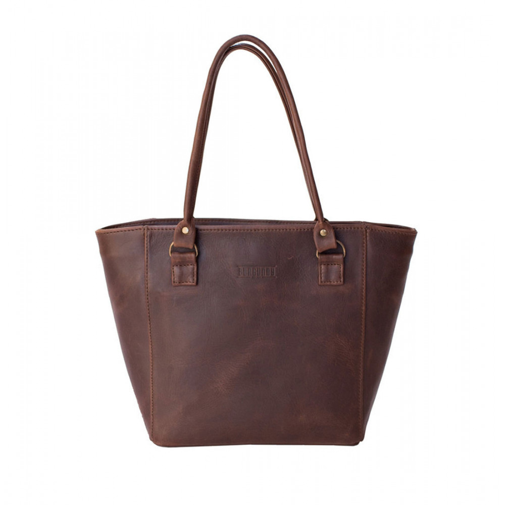 Burgundy Collective Handbag