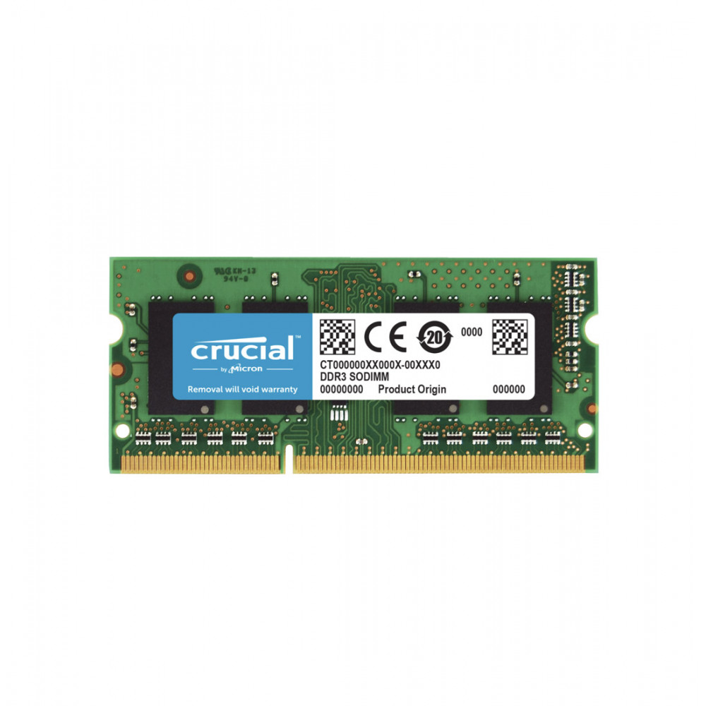 CRUCIAL 8GB 1866MHZ DDR3L SO-DIMM for New iMac