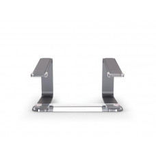 Griffin Elevator Laptop Stand - Matte Space Grey/Clear