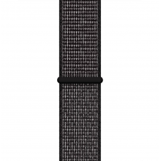 Apple 40mm Nike Black Sport Loop