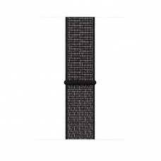Apple 44mm Nike Black Sport Loop