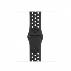 Apple 44mm Anthracite/Black Nike Sport Band-Regular