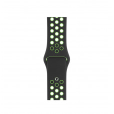 Apple 40mm Black/Lime Blast Nike Sport Band