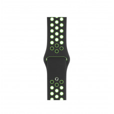 Apple 44mm Black/Lime Blast Nike Sport Band
