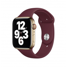 Apple 40mm Pink Citrus Sport Band-Regular