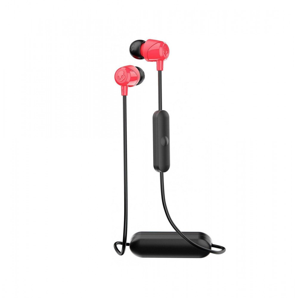 Skullcandy Jib In-Ear Wireless Earphones Red/Black with Mic 3