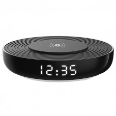 Snüg Clock Fast Wireless Charger 10W
