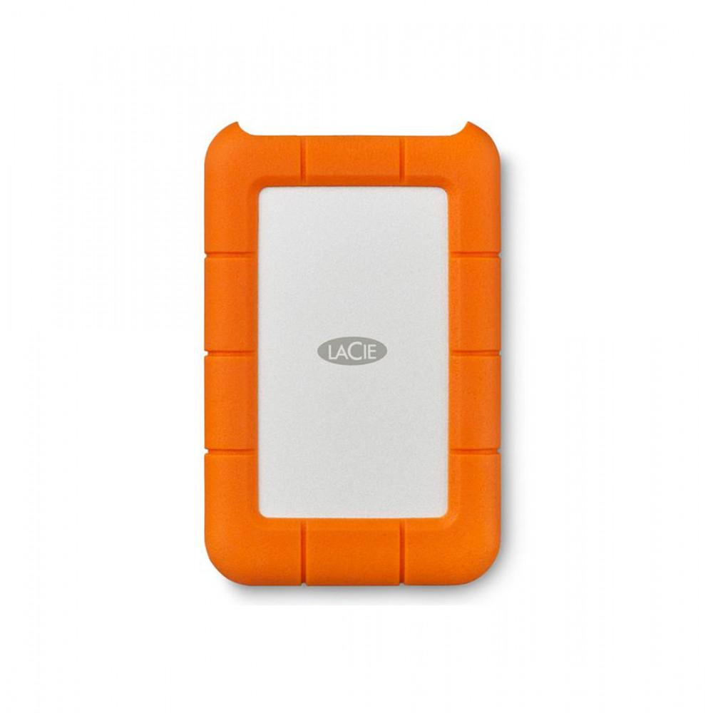 "Lacie 2.5"" 4TB Rugged Thunderbolt & USB-C"