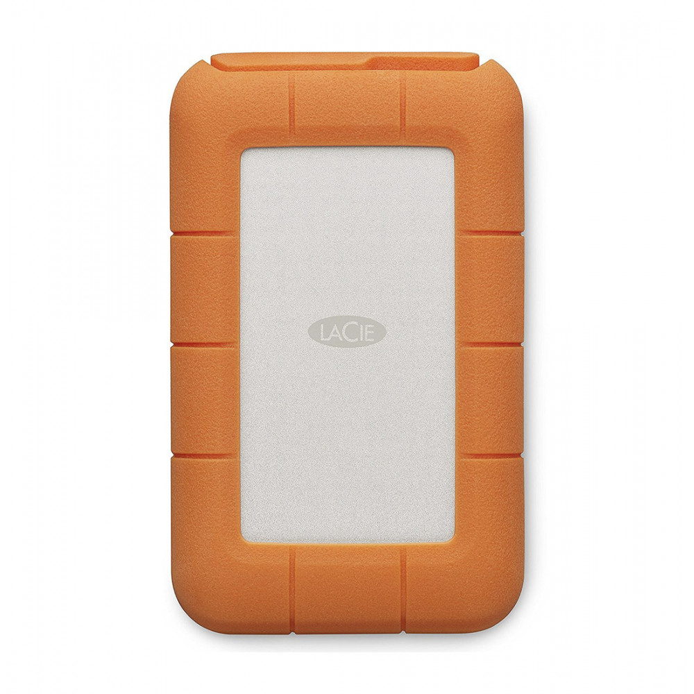 "LaCie 2.5"" 5TB Rugged Thunderbolt & USB-C"