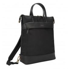 """Targus Newport 15"""" Laptop Convertible Tote Backpack - Black"""