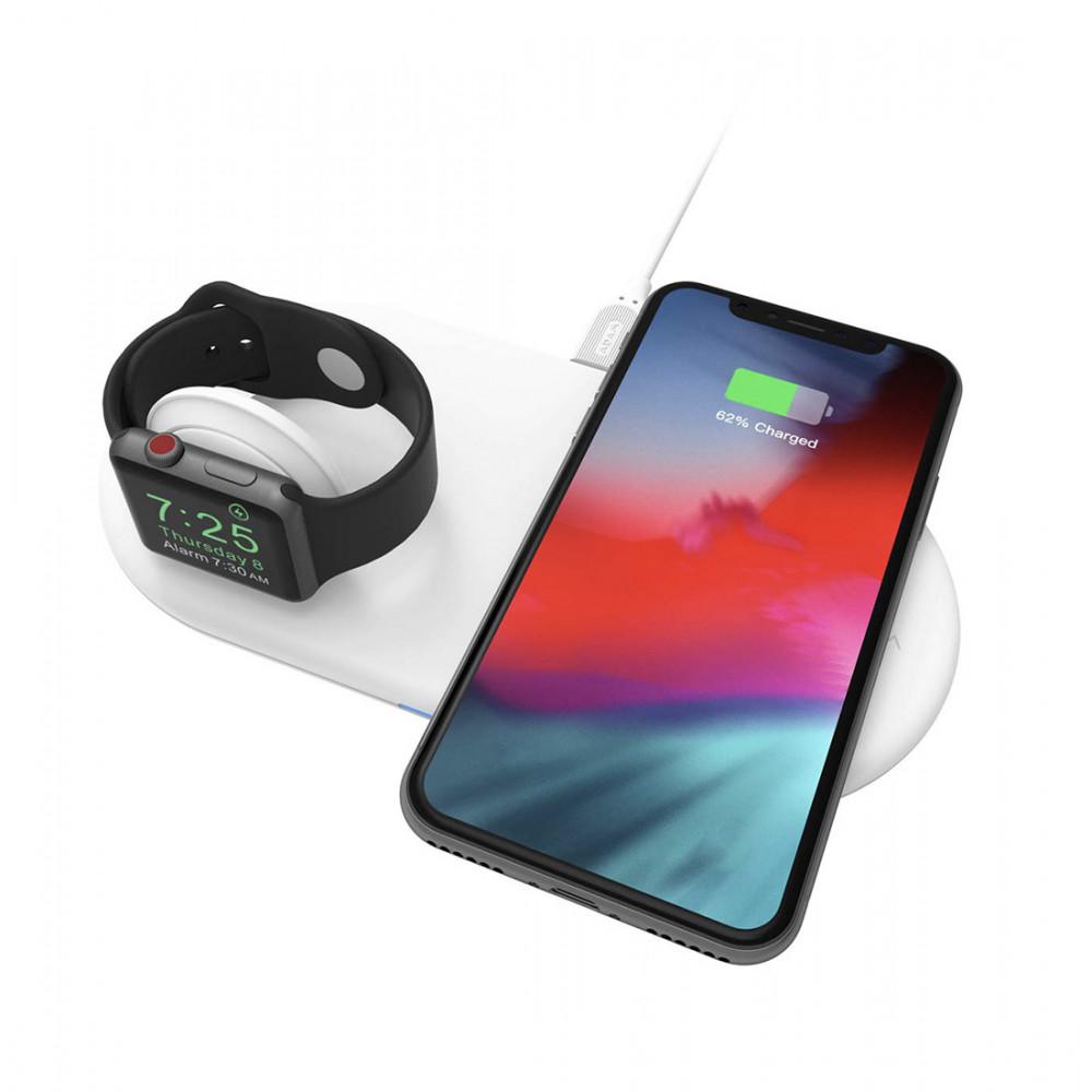 Adam OMNIA Q2 2-in-1 Wireless Charging Pad