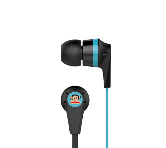 skullcandy ink'd 2.0 paul frank image