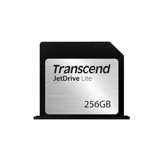 "transcend jetdrive lite 130-mbk air 13"" 256gb image"