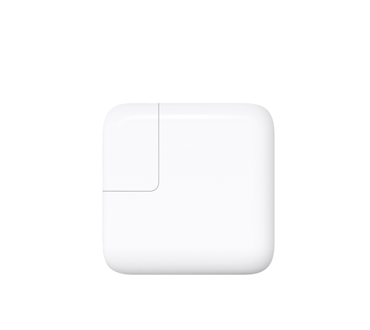 apple 29w usb-c power adapter image