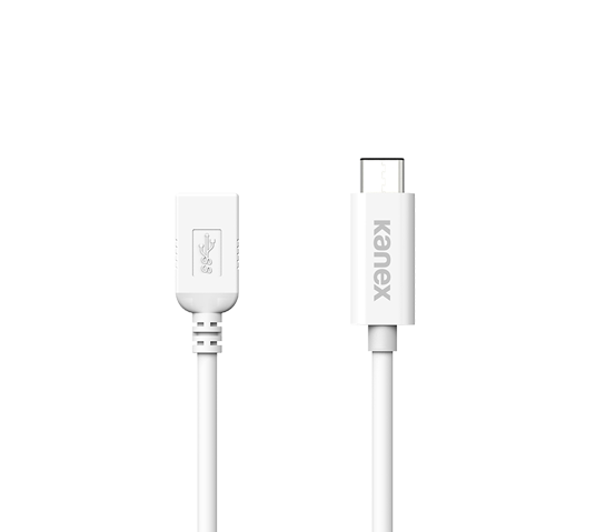 kanex usb-c to usb-a female adapter image