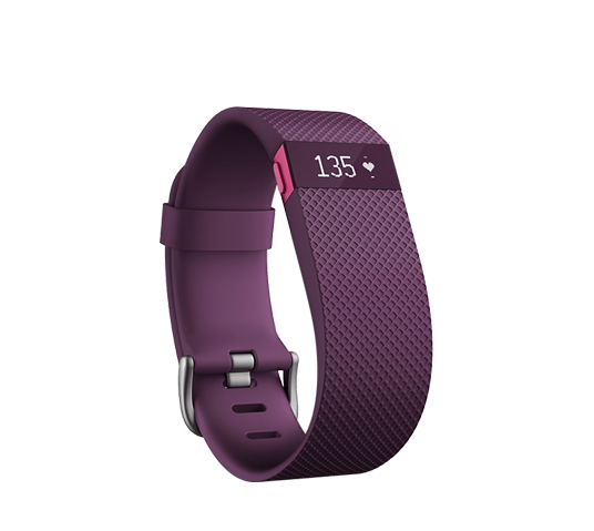 fitbit charge hr image