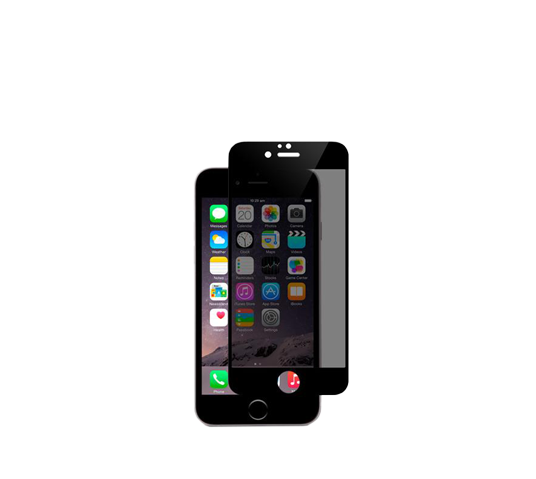 moshi ivisor privacy glass for iphone 6/6s image