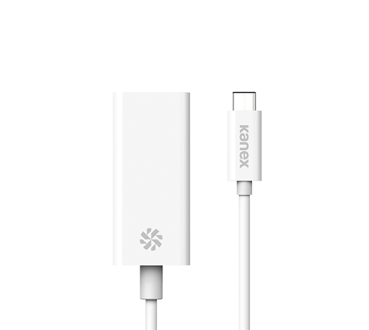 kanex usb-c to gigabit ethernet adapter image