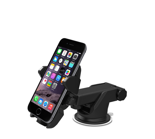 onetto easy one touch 2 car/desk mount image