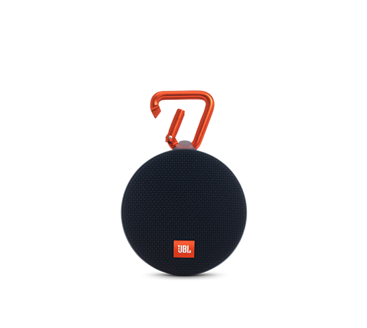 jbl clip 2 portable bluetooth speaker image