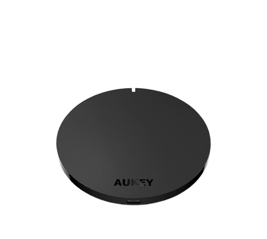 auckey qi-enabled wireless charger image