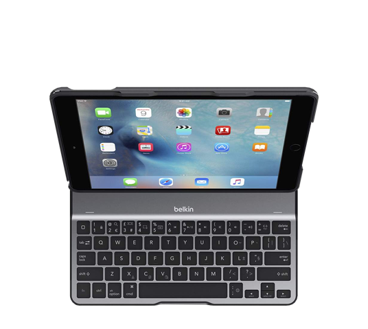 belkin qode ultimate lite keyboard case for ipad 6 image