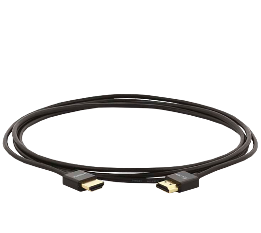 lmp hdmi to hdmi super slim hdmi 2 cable (4k@60hz) 2m image