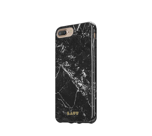 laut huex elements marble black cover for iphone 8/7 plus image