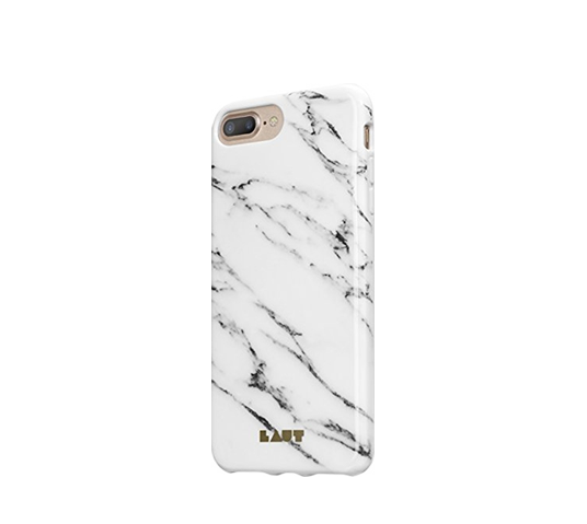 laut huex elements marble white cover for iphone 8/7 plus image