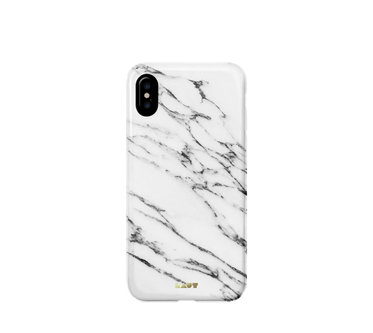 laut huex elements marble white cover iphone x/xs image