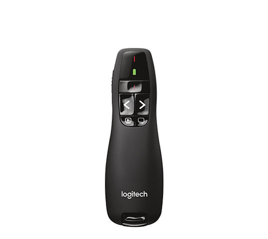 logitech r400 wireless presenter image