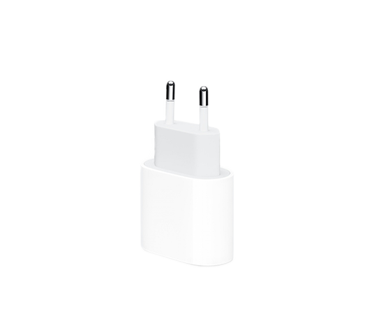 "apple 18w usb-c power adapter for ipad pro 11/12.9"" image"