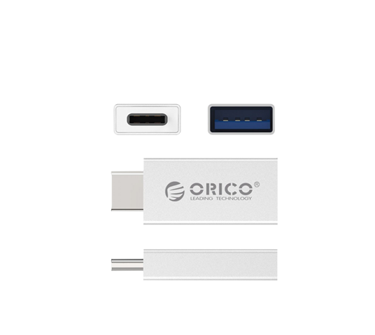 orico usb-c to usb otg adapter image