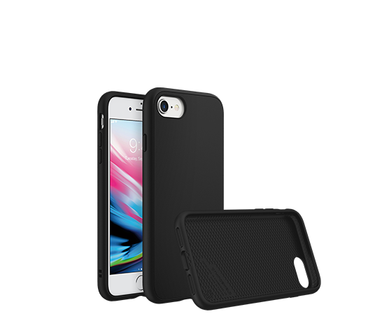 rhinoshield solidsuit for iphone 7/8 image 1
