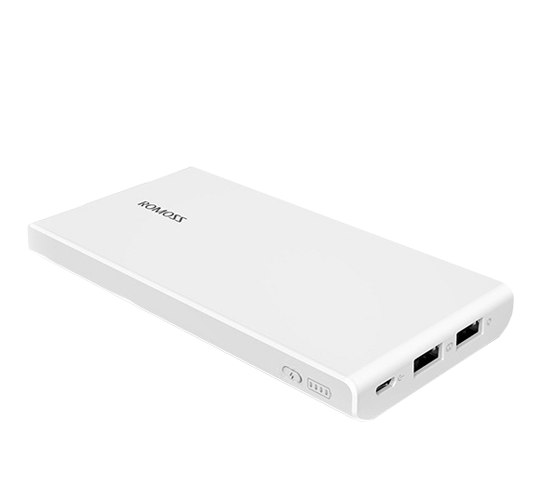 romoss skinny 10000mah power bank image 1