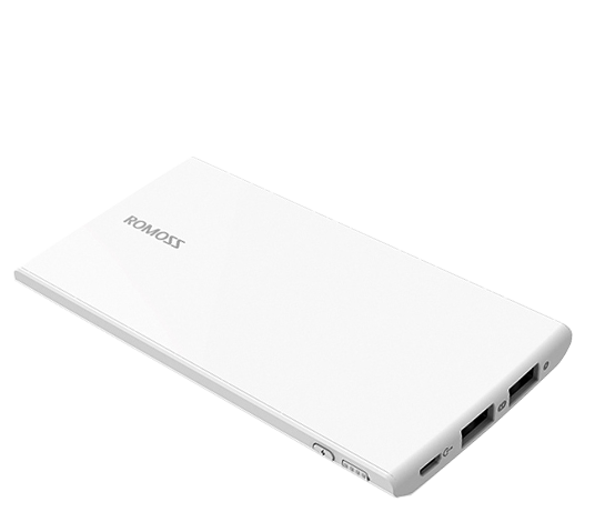 romoss skinny 5000mah power bank image