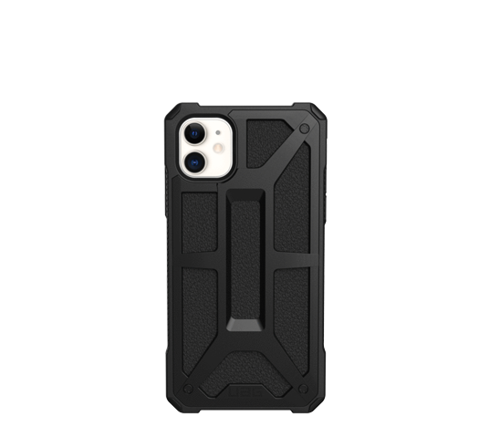 urban armour gear monarch for iphone 11 - black image