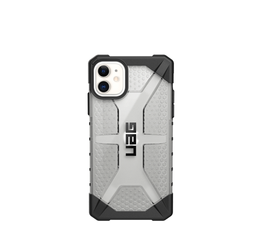urban armour gear plasma case for iphone 11 - ice image