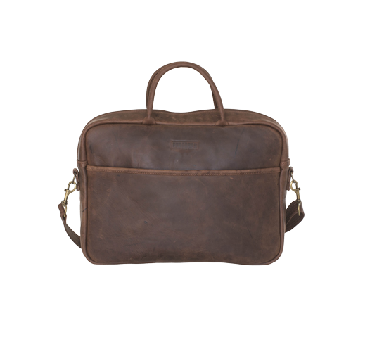burgundy collective briefcase image