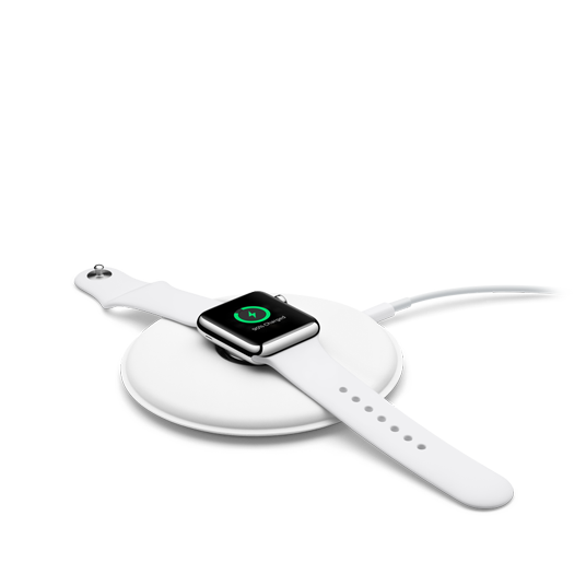apple watch magnetic charging dock image 2