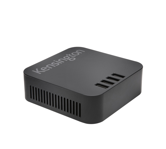 kensington 48w 4 port charger image