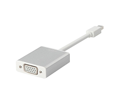 moshi mini displayport to vga adapter  image