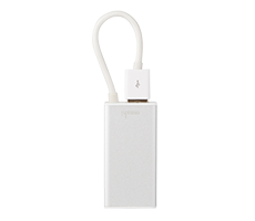 moshi usb3.0 to gigabit ethernet adapter image