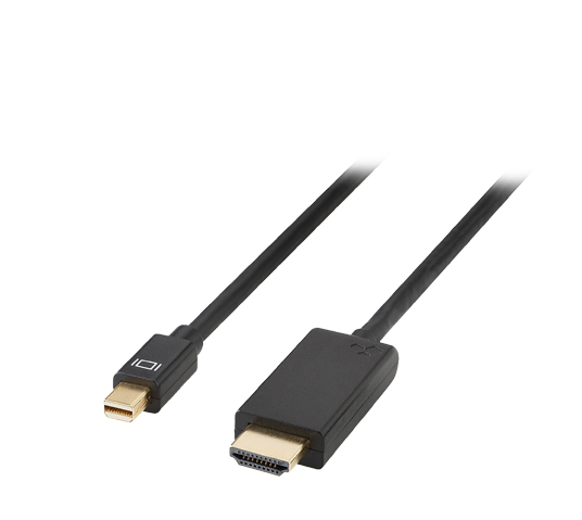 kanex mini displayport to hdmi cable (3m) image